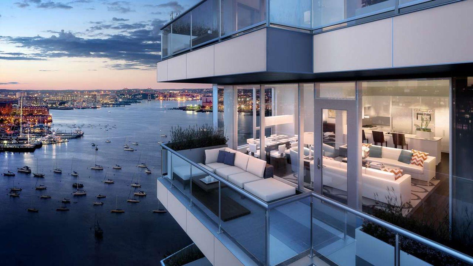 Boston Waterfront vs. Seaport District: How their prices compare - Boston  Harbor Now - Boston Harbor Now
