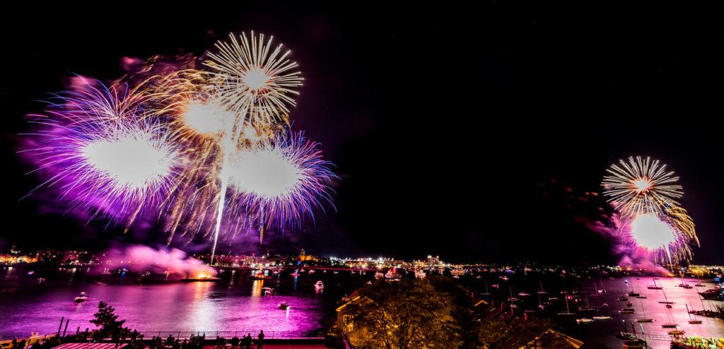 7th Annual Illuminate the Harbor Fireworks Celebration