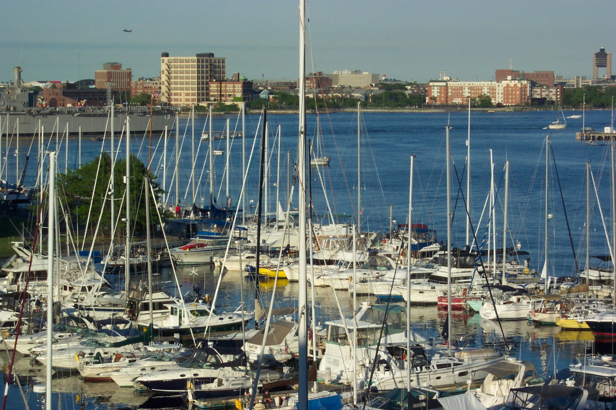 Boston Harbor Project