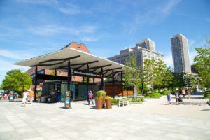 Boston Harbor Islands Welcome Center